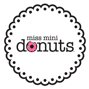 Miss Mini Donuts Logo