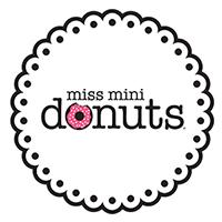 Miss Mini Donuts Logo